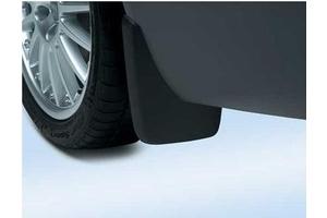 【Audi直輸入純正】アウディ A8 A8L2004年式以降マッドガード/スプラッシュガード(泥除け) ※フロント リアセット