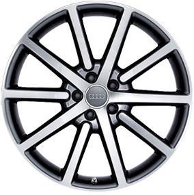 【Audi直輸入純正】アウディ Q5 2009年式以降10スポーク 20インチホイール※1本(ホイールのみ)