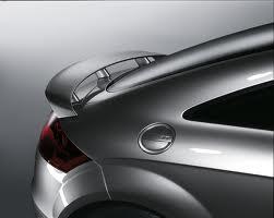 【Audi直輸入純正】アウディ TT/TTS2008年式以降リアデックスポイラー