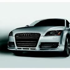 【Audi直輸入純正】アウディ TT/TTS2007年式以降クロムグリルストリップス