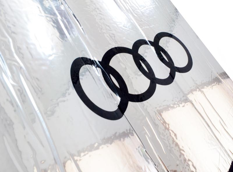 Audi A4/S4 B6형용 프런트 윈도우 선셰이드/자동차용 선셰이드