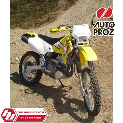 BajaDesigns 正規品 スズキ DRZ400E カワサキ KLX400 デュアルスポーツキット ホワイト