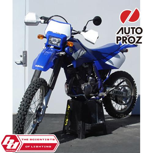 BajaDesigns 正規品 ヤマハ TTR250 全年式 デュアルスポーツキット ホワイト × ブルー