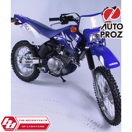BajaDesigns 正規品 ヤマハ TTR125 Electric Start 全年式 デュアルスポーツキット ホワイト × ブルー