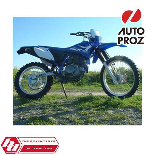 BajaDesigns 正規品 ヤマハ TTR230 全年式 デュアルスポーツキット ホワイト × ブルー