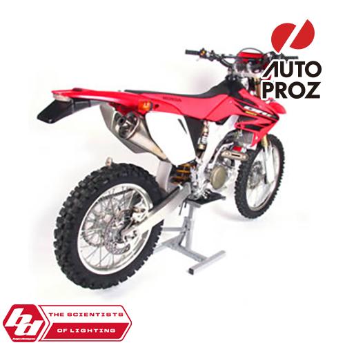 BajaDesigns 正規品 ホンダ CRF450X 2008年以降現行 デュアルスポーツキット ホワイト × レッド