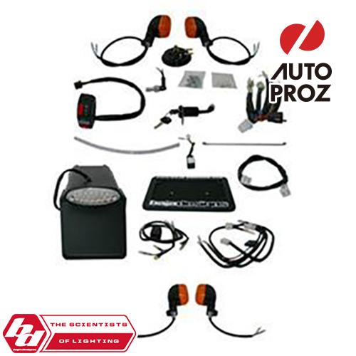 BajaDesigns 正規品 カワサキ KLX450R デュアルスポーツキット ※ヘッドライトなし