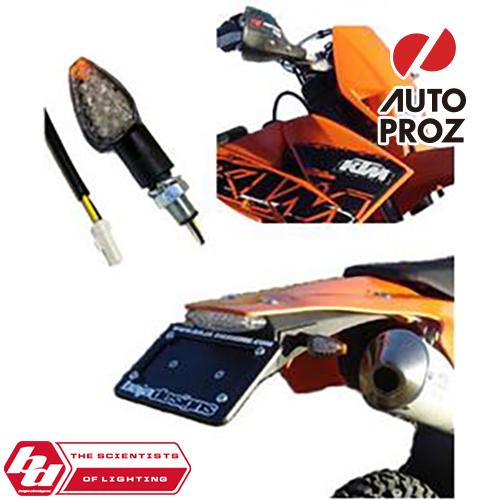 BajaDesigns 正規品 KTM EXC 2007年以降現行 LEDアップグレードパッケージ ※テールライト・ターンシグナル