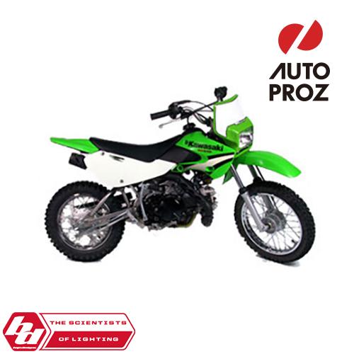 BajaDesigns 正規品 HL カワサキ KLX110 エンデューロライトキット グリーン