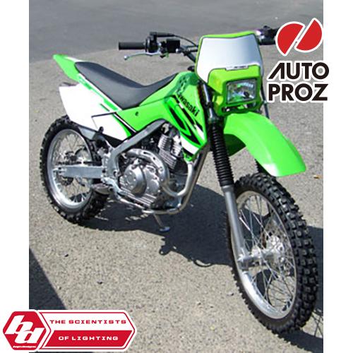 BajaDesigns 正規品 HL カワサキ KLX140 エンデューロライトキット グリーン