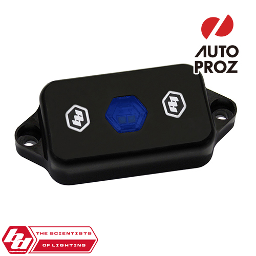 [BajaDesigns 正規品] LED ロックライト ブルー