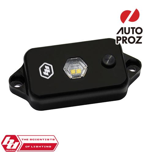 [BajaDesigns 正規品] LED ドームライト ホワイト ※スイッチ付