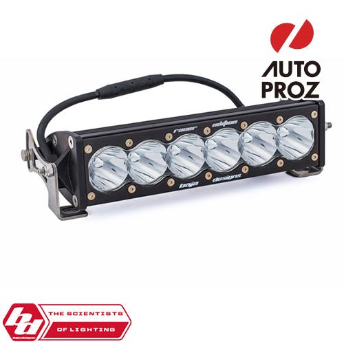 BajaDesigns 正規品 OnX6シリーズ Racer Edition 10インチ LED ライトバー ハイスピードスポット ストレートタイプ