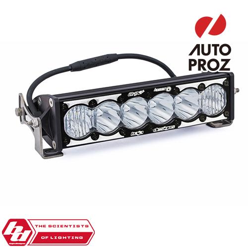 [BajaDesigns 正規品] OnX6シリーズ 10インチ ハイブリッド LED レーザーライトバー
