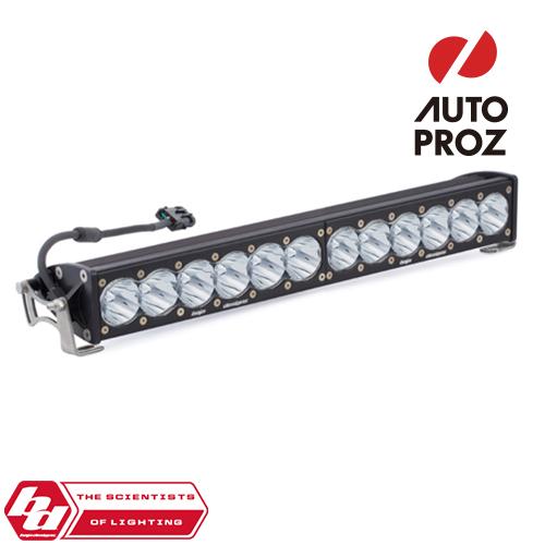 [BajaDesigns 正規品] OnX6シリーズ 20インチ LED ライトバー スポット ストレートタイプ ホワイト