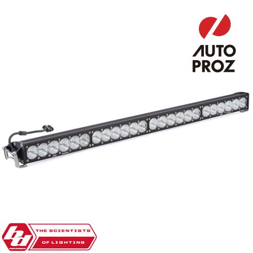 [BajaDesigns 正規品] OnX6シリーズ 40インチ LED ライトバー ワイドドライビング ストレートタイプ ホワイト