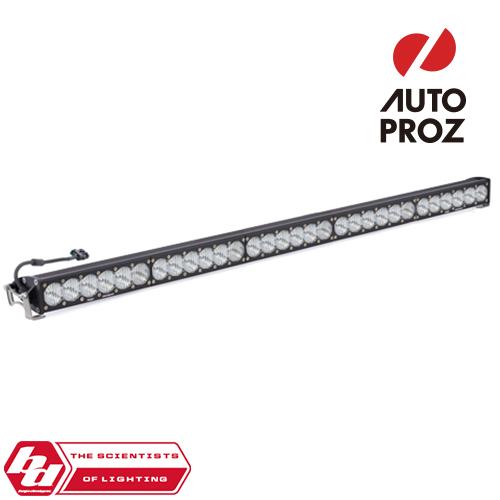 [BajaDesigns 正規品] OnX6シリーズ 50インチ LED ライトバー ワイドドライビング ストレートタイプ ホワイト