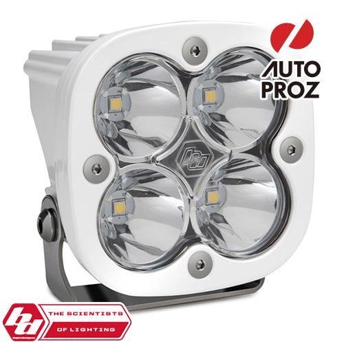[BajaDesigns 正規品] Squadron Proシリーズ LED スポットライト ※本体カラー:ホワイト