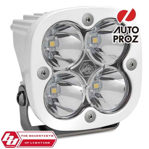 [BajaDesigns 正規品] Squadron Proシリーズ LED シーンライト ※本体カラー:ホワイト