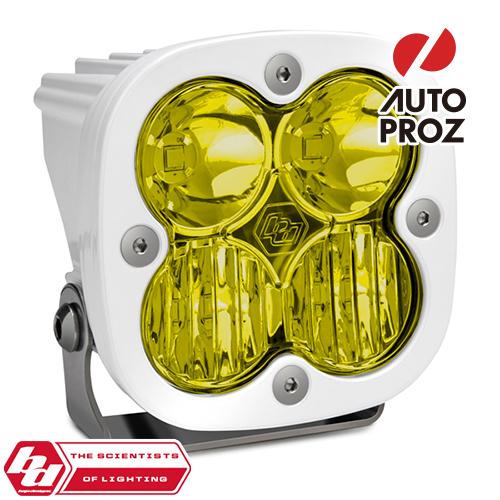 [BajaDesigns 正規品] Squadron Proシリーズ LED ドライビングコンボライト アンバー ※本体カラー:ホワイト