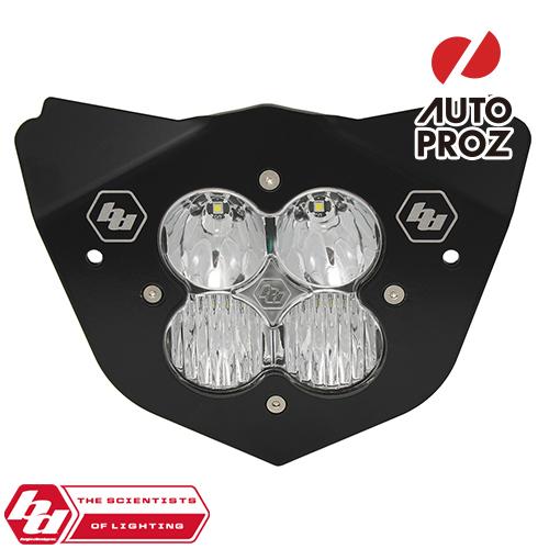 BajaDesigns 正規品 ヤマハ WR250F 2015-2017年 WR450F 2012-2017年 XR Proシリーズ LED ライトキット