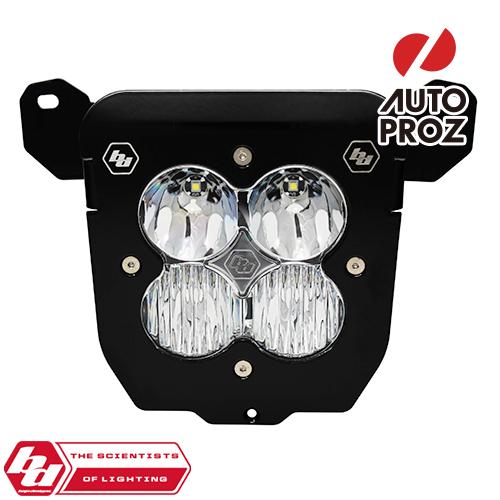 BajaDesigns 正規品 ハスクバーナ 2017年以降現行 XL Proシリーズ LED ライトキット ※DC用
