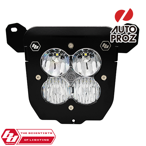 BajaDesigns 正規品 ハスクバーナ 2017年以降現行 XL Proシリーズ LED ライトキット ※AC用