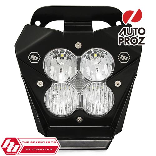 BajaDesigns 正規品 KTM 2017年以降現行 XL Proシリーズ LED ライトキット ※AC用