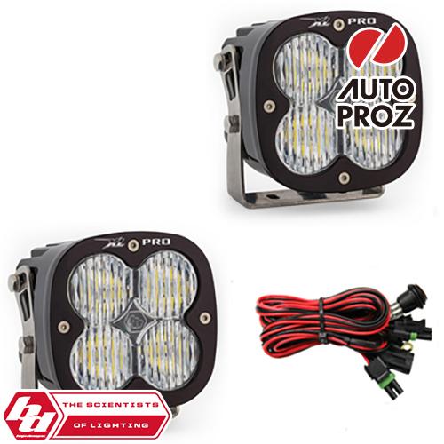 [BajaDesigns 正規品] XL Proシリーズ LED ワイドコーナリングライト 2個