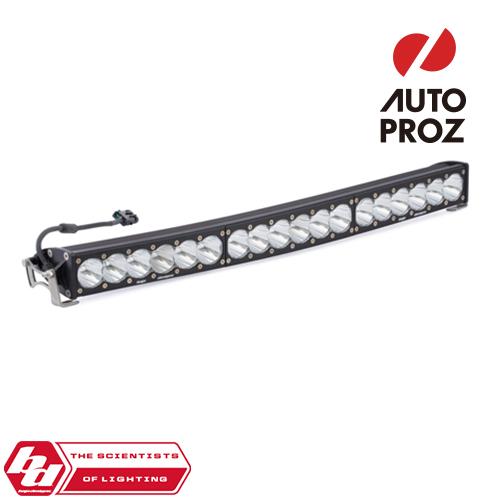 [BajaDesigns 正規品] OnX6シリーズ 30インチ LED ライトバー スポット アーチタイプ ホワイト