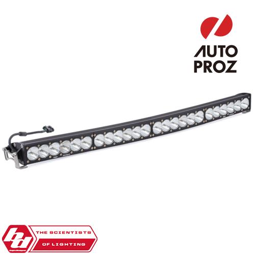 [BajaDesigns 正規品] OnX6シリーズ 40インチ LED ライトバー スポット アーチタイプ ホワイト
