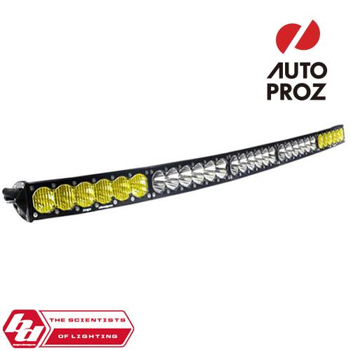 [BajaDesigns 正規品] OnX6シリーズ デュアルコントロール 50インチ LED ライトバー アーチタイプ