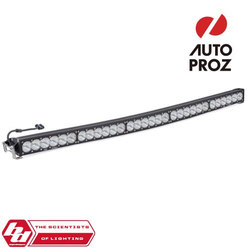 [BajaDesigns 正規品] OnX6シリーズ 50インチ LED ライトバー ワイドドライビング アーチタイプ ホワイト
