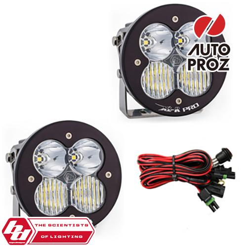 [BajaDesigns 正規品] XL-R Proシリーズ LED ドライビングコンボライト 2個