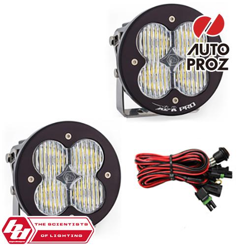 BajaDesigns 正規品 XL-R Proシリーズ LED ワイドコーナリングライト 2個