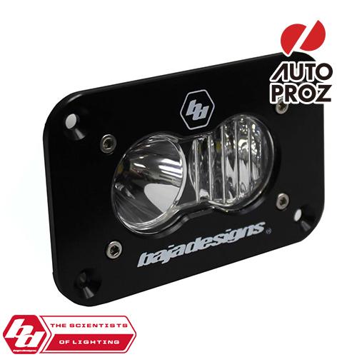 [BajaDesigns 正規品] S2 Sportシリーズ LED ドライビングコンボライト ※フラッシュマウント