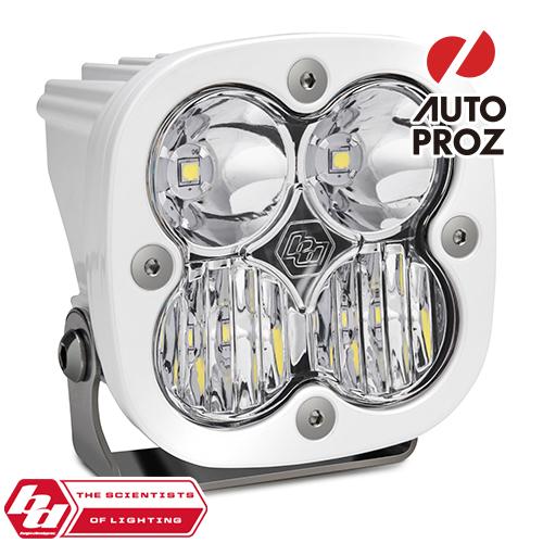 [BajaDesigns 正規品] Squadron Sportシリーズ LED ドライビングコンボライト ※本体カラー:ホワイト