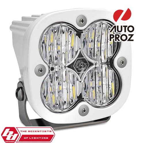 [BajaDesigns 正規品] Squadron Sportシリーズ LED ワイドコーナリングライト ※本体カラー:ホワイト