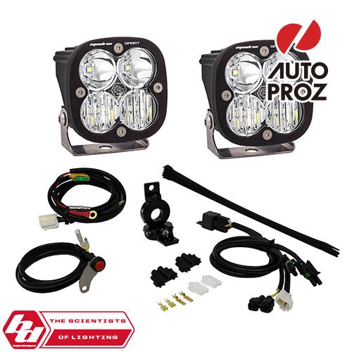 BajaDesigns 正規品 アドベンチャーバイク用 Squadron Sportシリーズ LED ライトキット