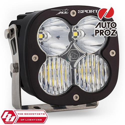 [BajaDesigns 正規品] XL Sportシリーズ LED ドライビングコンボライト
