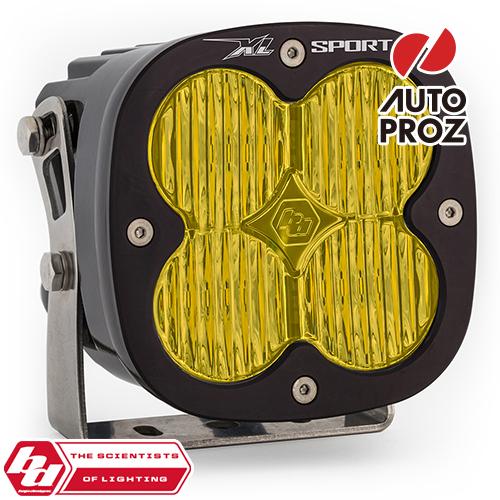 [BajaDesigns 正規品] XL Sportシリーズ LED ワイドコーナリングライト アンバー
