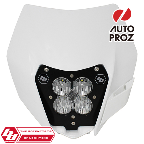 BajaDesigns 正規品 KTM 2014-2016年 XL Sportシリーズ ヘッドライトセット ※AC用