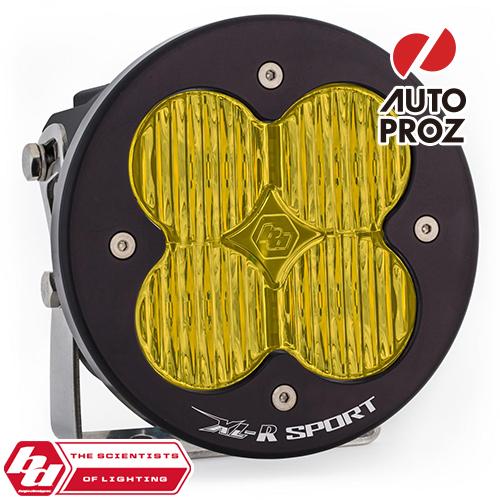 [BajaDesigns 正規品] XL-R Sportシリーズ LED ワイドコーナリングライト アンバー