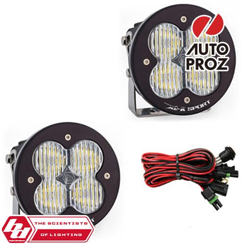 [BajaDesigns 正規品] XL-R Sportシリーズ LED ワイドコーナリングライト 2個