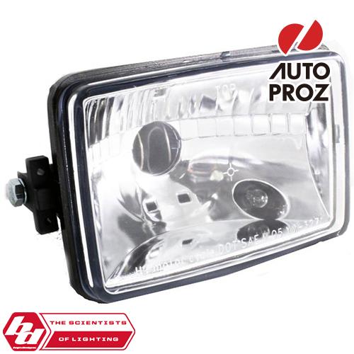 [BajaDesigns 正規品] デュアルスポーツキット/エンデューロライトキット用 ヘッドライト用 レンズ/リフレクター