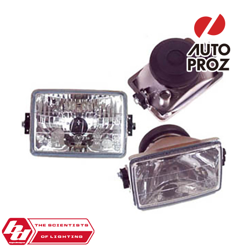 BajaDesigns 正規品 KTM EXC 2004年以前 ヘッドライト 55/60ワット