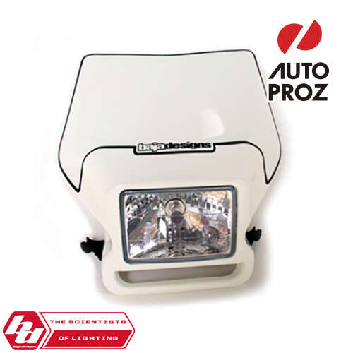 BajaDesigns 正規品 バイク用 ヘッドライト ホワイト