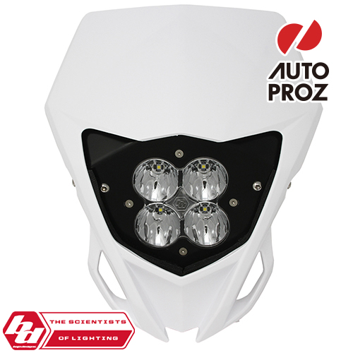 BajaDesigns 正規品 ヤマハ YZ250FX/YZ450FX 2016年 XL80シリーズ ヘッドライトキット