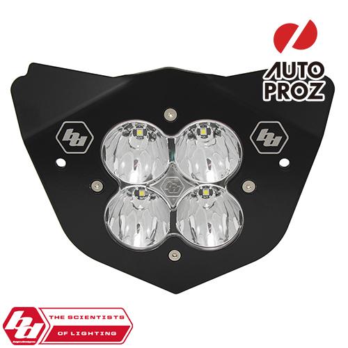 BajaDesigns 正規品 ヤマハ WR250F 2015-2017年 WR450F 2012-2017年 XL80シリーズ LED ドライビングコンボライト