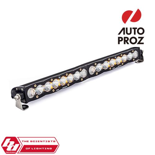 [BajaDesigns 正規品] S8シリーズ 20インチ LED ライトバー ドライビングコンボ ホワイト